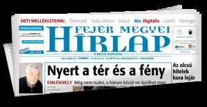 Fejér Megyei Hírlap újsághirdetések, Fejér Megyei Hírlap álláshirdetés feladás, hirdetés feladás, hirdetési árak